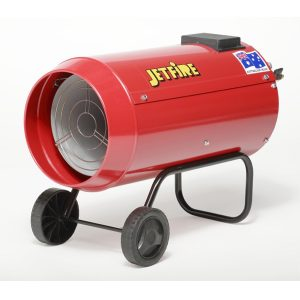 jetfire 33 space heater hire