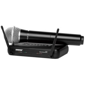 shure wireless microphone