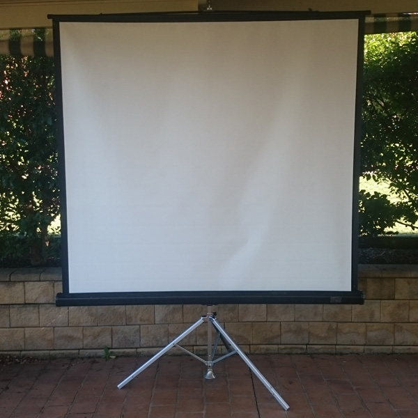 180cm projector screen