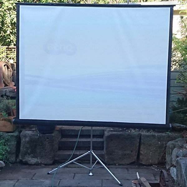 240cm projector screen